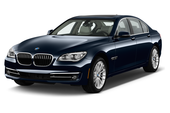 Slide 1 of 14: 2013 BMW 7 Series