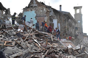 Earthquake in Italy: A number of Britons 'affected'