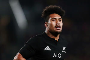 Ardie Savea starts at openside flank for the injured Sam Cane.