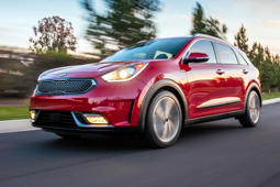 2017 Kia Niro Road Test