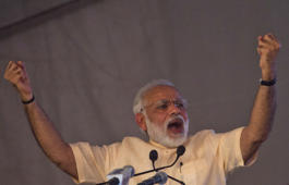 Treat Muslims as equals, not vote banks: PM Modi