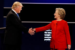 Pundits weigh in: Clinton won first debate