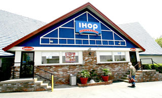 IHOP, An IHOP restaurant is shown in Burbank, Calif. in this July 16, 2007