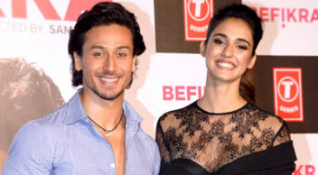 Disha Patani Wants To Kill Tiger Shroff