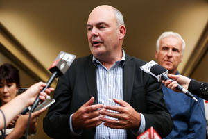 Tertiary Education Minister Steven Joyce has said that ultimately the students are responsible for documents submitted on their behalf.