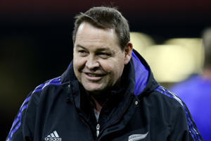Steve Hansen said his team has progressed quicker than he expected.