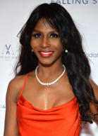 Sinitta attends the gala screening of 'Despite The Falling Snow'