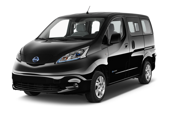 Slide 1 of 14: 2015 Nissan e-NV200 Combi