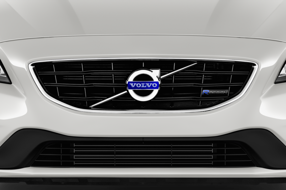 Slide 1 of 23: 2014 Volvo V40