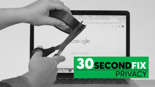 30-Second Privacy Fix: Cover Your Webcam