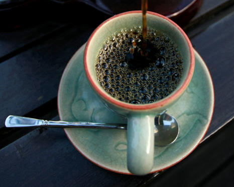 Lysbilde 1 av 18: The world's most expensive coffee, civet coffee is made from the seeds of coffee berries which have been excreted by a small wild cat, the Asian palm civet.