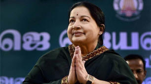 Tamil Nadu CM Jayalalithaa flags off 200 new buses: AIADMK supremo J Jayalalithaa. (PTI Photo)