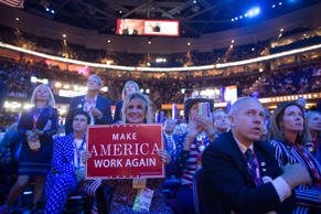 African-Americans made up only a small percentage of delegates at this year's Re...