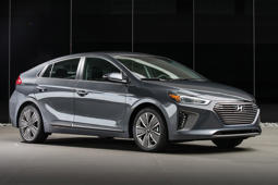 2017 Hyundai Ioniq Road Test