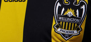 The Wellington Phoenix crest
