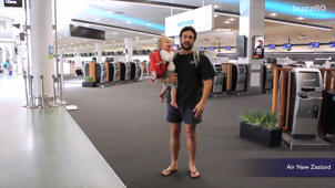 Air New Zealand's Hysterical PSA on 'How To Fly with a Baby'