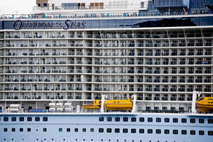 Ovation of the Seas  (file photo)