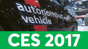 Cutting-Edge Car Trends at CES 2017