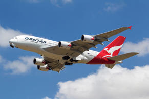 Qantas Airways Airbus A380