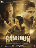 Watch the trailer of 'Rangoon'