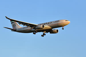 Etihad Airways Airbus A330