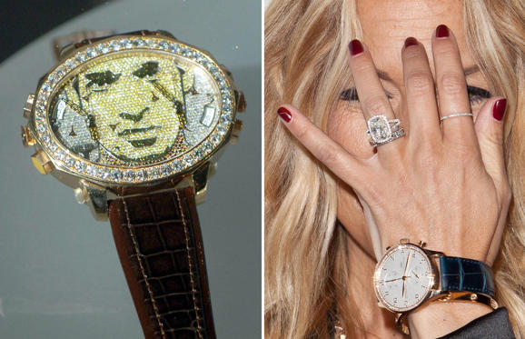 Slide 1 of 17: Most expensive celeb owned jewelry and accessories