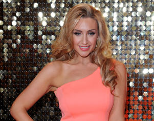 Catherine Tyldesley is said to have also spotted the bugs