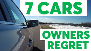Buyer's Remorse: 7 Cars Owners Regret