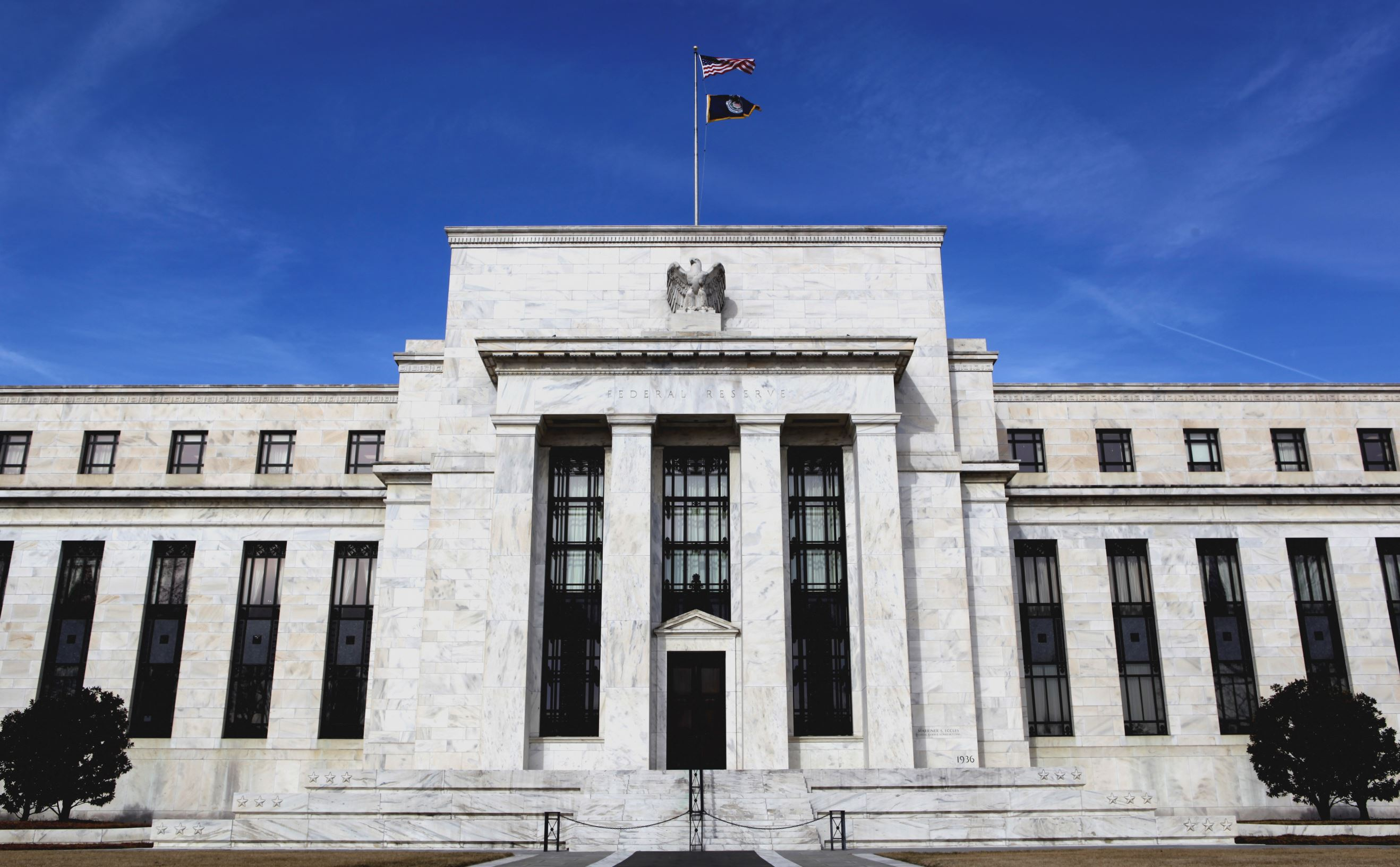 The Fed throws everything at financial markets
