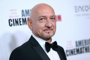 The 30th Annual American Cinematheque Award Ceremony, Arrivals, Los Angeles, USA - 14 Oct 2016 Sir Ben Kingsley