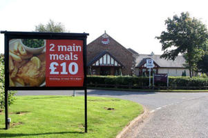 Brewers Fayre restaurants are among those affected (Photo: Ayrshire Post)