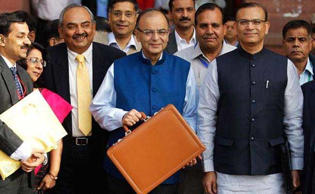 Finance minister Arun Jaitley may increase I-T slabs