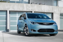 Chrysler Pacifica: Five things you need to know