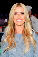 Television personality Christina El Moussa attends All-Star Chef Classic at L.A. Live Event Deck on March 11, 2017 in Los Angeles, California.