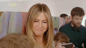 Emirates Uses Jennifer Aniston To Take Shot at U.S. Laptop Ban