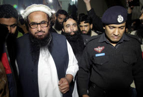 Hafiz Saeed's JuD holds anti-India rally in Lahore