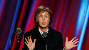 Paul McCartney crashes Manitoba couple's wedding shoot