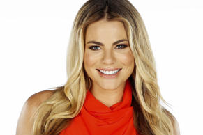 'The Biggest Loser: Transformed' host Fiona Falkiner.