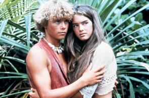Film and Television The Blue Lagoon, Christopher Atkins, Brooke Shields