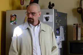 Bryan Cranston in a still from 'Breaking Bad'.