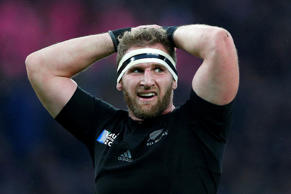 New Zealand's Kieran Read