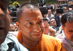 Yogi Adityanath confident of BJP win in Gujarat