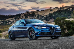 2017 Alfa Romeo Giulia Road Test