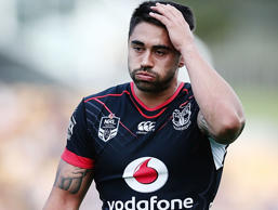 Shaun Johnson of the Warriors