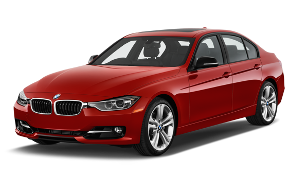 Slide 1 of 14: 2015 BMW 3 Series