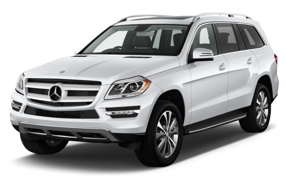 Slide 1 of 14: 2015 Mercedes-Benz GL-Class