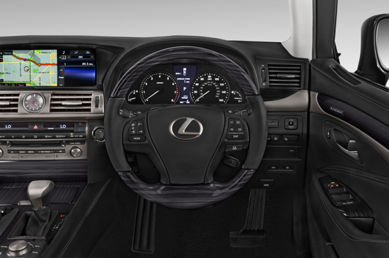 Slide 1 of 25: 2014 Lexus LS
