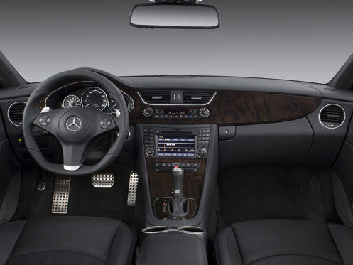 Slide 1 of 11: 2009 Mercedes-Benz CLS-class