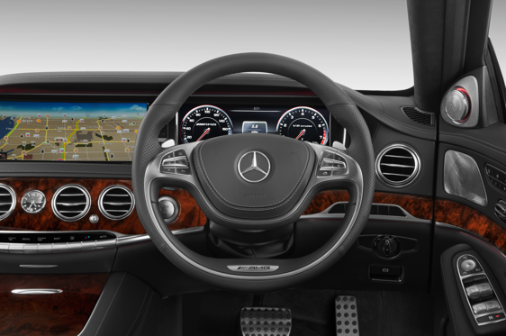 Slide 1 of 25: 2015 Mercedes-Benz S-Class