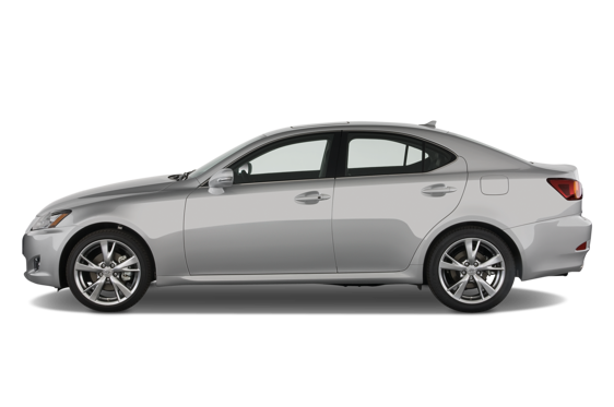 Slide 1 of 25: 2010 Lexus IS